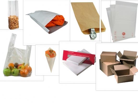 Voor al uw food, kado en verzendverpakkingen