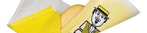 Kaas- en delicatessezakken papier