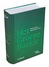 Woordenboek het Groene Boekje der Nederlands taal