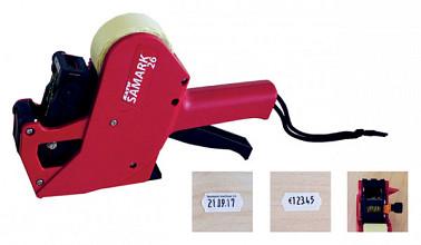 Etiketteertang Sato Samark 26 L6 met 12000 etiketten