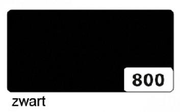 Etalagekarton folia 48x68cm 380gr nr800 zwart