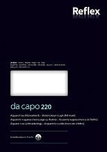 Aquarelblok Dacapo VF5004235 17x24cm 220gr 20v