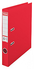 Ordner Esselte Vivida A4 50mm PP rood