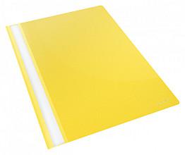 Snelhechter Esselte Vivida A4 PP geel