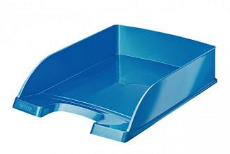 Brievenbak Leitz WOW Plus A4 blauw
