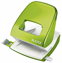 Perforator Leitz WOW NeXXt 2-gaats groen