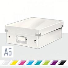 Sorteerbox Leitz WOW Click & Store 220x100x282mm wit