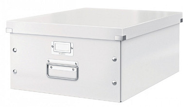 Opbergbox Leitz WOW Click & Store 350x188x450mm wit