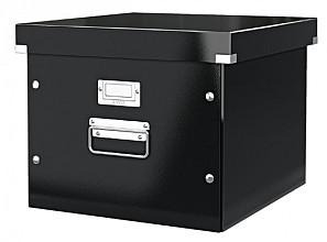 Hangmappenbox Leitz Click & Store 357x285x367mm zwart