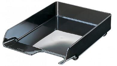 Brievenbak Leitz 5220 kunststof zwart