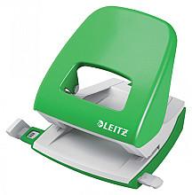 Perforator Leitz NeXXt 5008 2-gaats 30vel lichtgroen