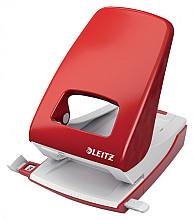 Perforator Leitz NeXXt 5138 2-gaats 40vel rood
