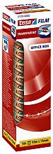 Plakband Tesa film 15mmx10m transparant