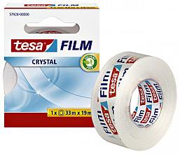 Plakband Tesa film Crystal 19mmx33m