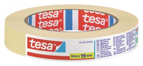 Afplaktape Tesa Universal 19mmx50m