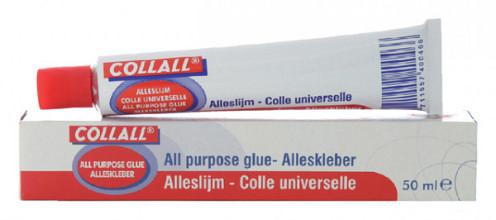 Alleslijm Collall tube 50ml