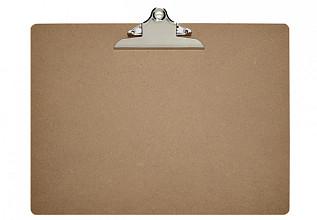 Klembord MAUL Classic A3 dwars hardboard