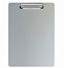 Klembord MAUL A4 staand met magneetstrip aluminium