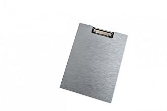 Klembordmap LPC Elegance Flex A4 met 120mm draadklem metallic