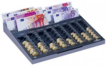 Geldsorteerbak Durable euroboard XL 59.2x328x285.7