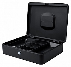 Geldkist Pavo 300x240x90mm zwart