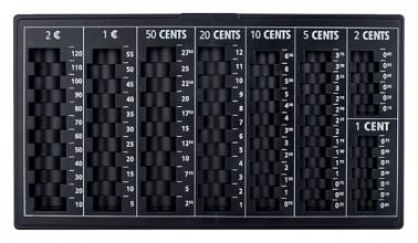 Muntinzetbak Pavo 303x180x25mm zwart