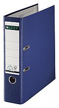Ordner Leitz A4 80mm PP blauw