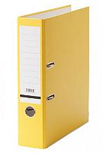 Ordner Budget A4 80mm karton geel