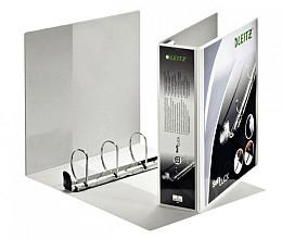 Presentatieringband Leitz SoftClick A4 Maxi 4-rings D-mech 60mm wit