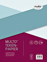 Interieur Multo tekenpapier A4 23-rings 50vel