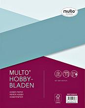 Interieur Multo hobbypapier A4 23R 20vel