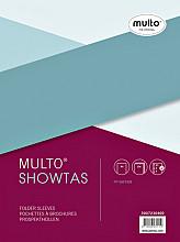 Showtas Multo 23-gaats PP 0.08mm nerf