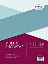 Showtas Multo 23-gaats PP 0.14mm glad