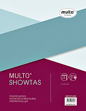 Showtas Multo 17-gaats PP 0.08mm nerf