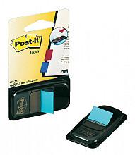 Indextabs 3M Post-it 680 25.4x43.2mm felblauw