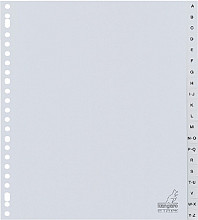 Tabbladen Kangaro 23-gaats G420AZM-B 20-delig alfabet breed