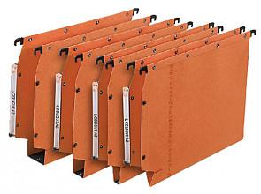 Hangmap Elba AVZ Mark1 A4 V-bodem oranje