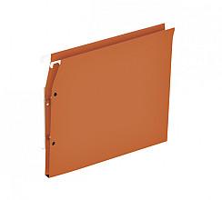 Hangmap Medium Flex A4 U-bodem 15mm karton oranje