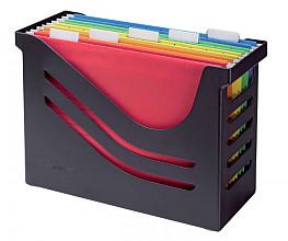 Hangmappenbox Jalema Re-Solution + 5 hangmappen
