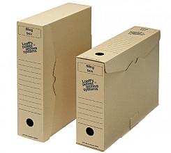 Archiefdoos Loeff Filing Box 3003 folio 345x250x80mm karton