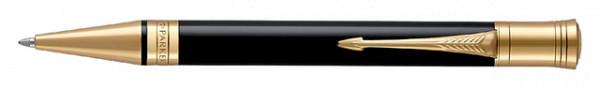 Balpen Parker Duofold black & gold M