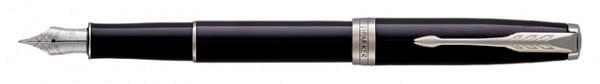 Vulpen Parker Sonnet black lacquer CT M