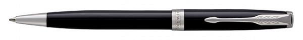 Balpen Parker Sonnet black lacquer CT M