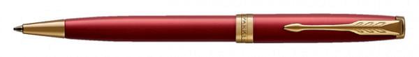 Balpen Parker Sonnet red lacquer GT