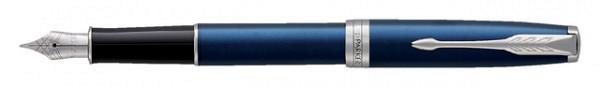 Vulpen Parker Sonnet blue lacquer PT M