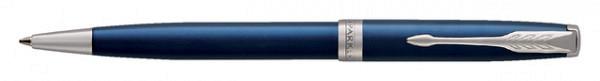 Balpen Parker Sonnet blue lacquer PT