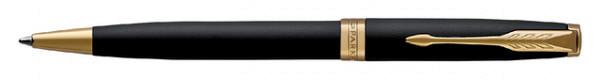 Balpen Parker Sonnet matte black GT M