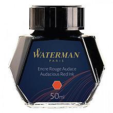 Vulpeninkt Waterman 50ml standaard rood