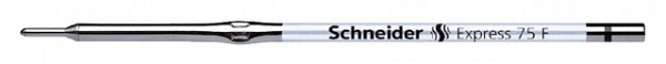 Balpenvulling Schneider Express 75 zwart fijn