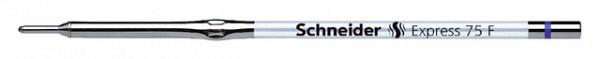 Balpenvulling Schneider Express 75 blauw fijn
